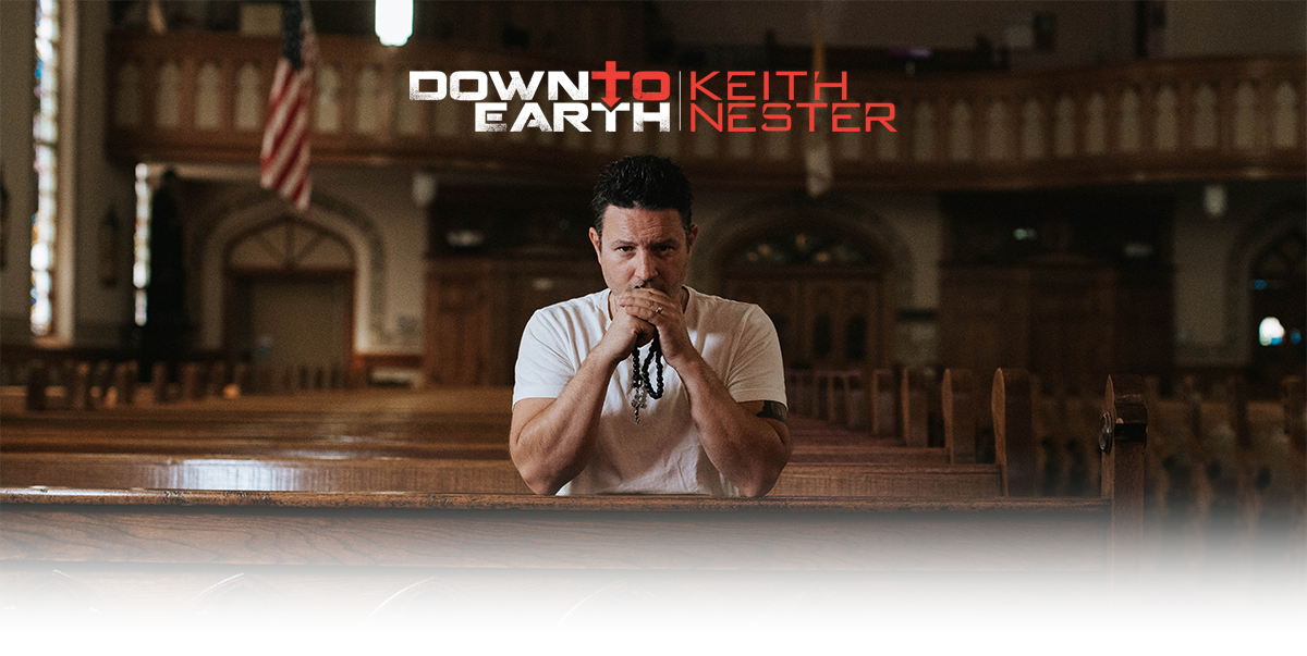 Down To Earth - Keith Nester
